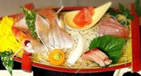Sea bream rice set Frozen Products
