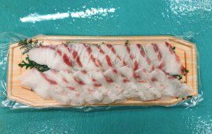 sashimi seabream