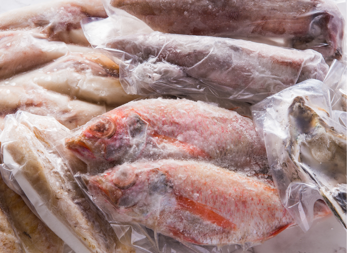 Seafood Special Frozen Products